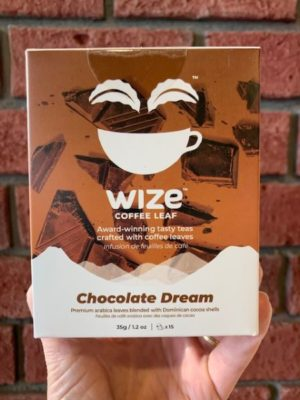 Wize Coffee Leaf Chocolate Dream Tea