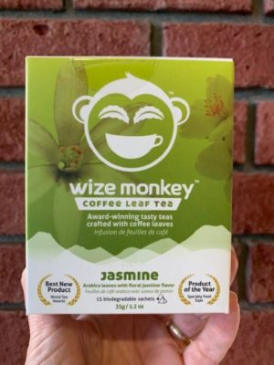 Wize Coffee Leaf Jasmine Tea