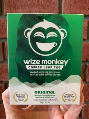 Wize Coffee Leaf Original Tea
