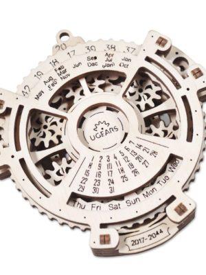 Ugears Date Navigator Mechanical Model