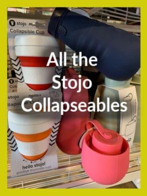 Stojo Collapsable Drinkware