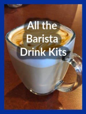 Barista Drink Kits