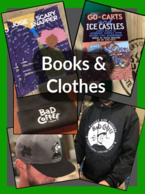 Books & Clothes