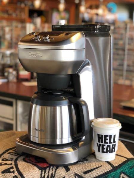 Breville Grind Control Coffee Brewer