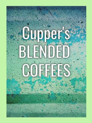 Cupper's Blended Coffees
