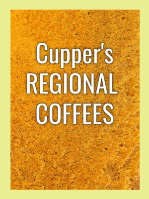 Regional Coffees