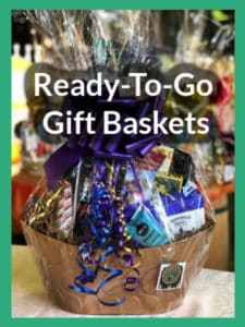 Ready-to-go gift baskets