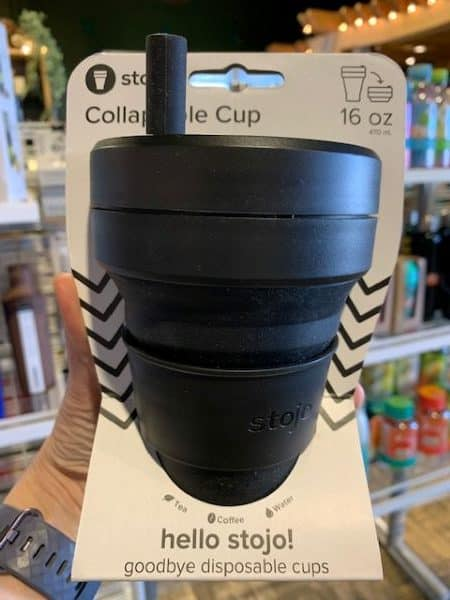 Stojo Collapsible Cup 16oz Ink