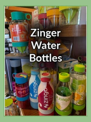 Zinger Water Bottles