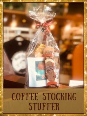 coffee stocking stuffer