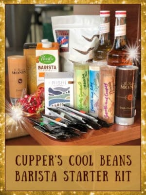 cuppers cool beans barista starter pack