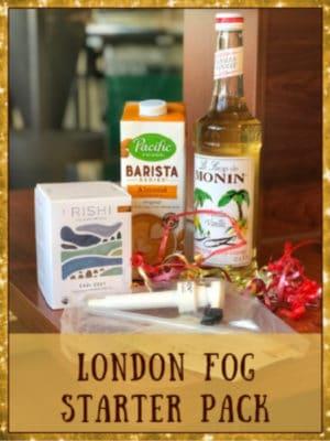 london fog starter pack