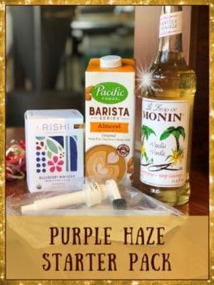 purple haze starter pack