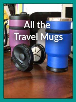 Mugs, Cups & Waterbottles