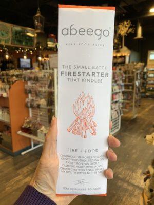 Abeego Beeswax Firestarters