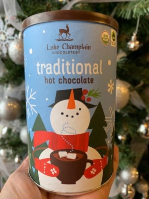 Lake Champlain Chocolates Traditional Hot Chocolate (Snowman)