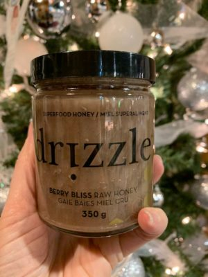 Drizzle Berry Bliss Raw Honey