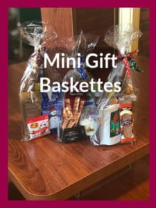 Mini Gift Baskets