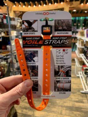 Voile Strap Nano 12 inch Orange