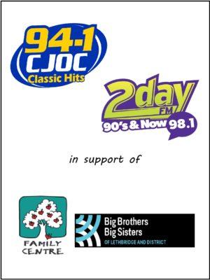 CJOC & 2day FM Radio