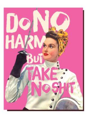 Do No Harm Card