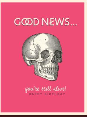 Good News Card