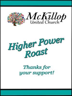 McKillop Higher Power Medium Coffee