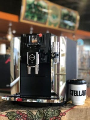 Jura E8 Espresso Chrome