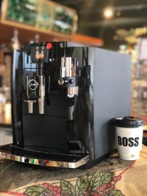 Jura E8 Espresso Piano Black