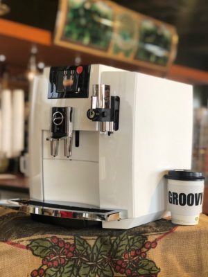 Jura E8 Espresso White