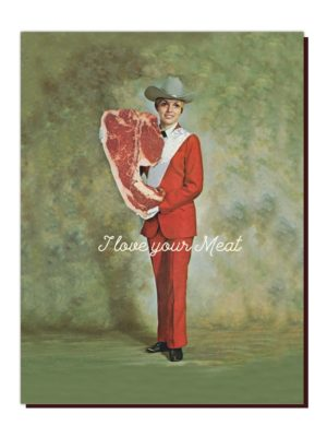 Love Your Meat Card