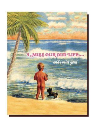 Miss Life Card