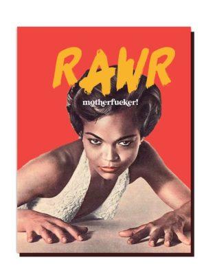 Rawr MF Card