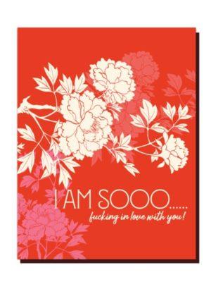 Sooo in Love Card