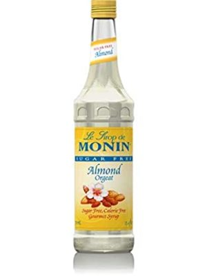 Monin Almond Sugar Free Syrup