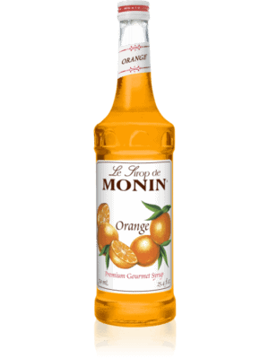 Monin Orange Syrup