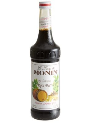 Monin Root Beer Syrup