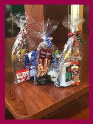 Mini Gift Baskettes