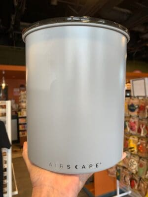 Airscape Kilo Grey Canister
