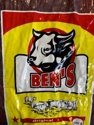 Ben's Beef Jerky