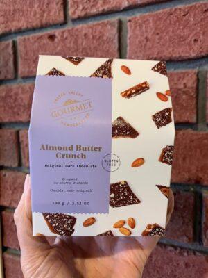 Dark Chocolate Almond Butter Crunch 100g
