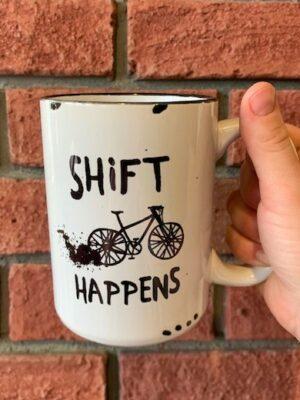 Prairie Chick Mug Shift Happens