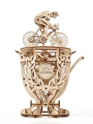 UGears Automaton Cyclist