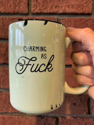 Prairie Chick Mug Charming as Fuck