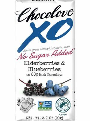 Chocolove-XO-No-Sugar-Added-60-Dark-Chocolate-Bar-with-Elderberries-Blueberries