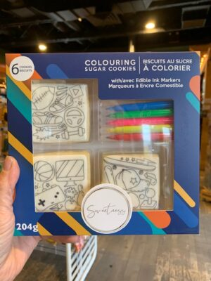 Colouring Cookies - Game Time